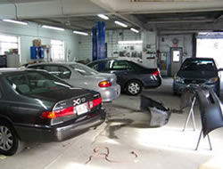 Auto Body Shopin Long Beach